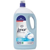 Lenor Professional Spring Awakening Fabric Softener, 4 Litres, 200 Washes