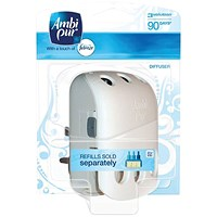 Ambi Pur 3volution Plug-In (Lasts up to 90 days with 3 alternating fragrances) 81406690