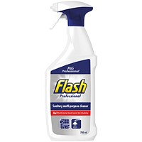 Flash Professional Sanitary Multipurpose Cleaner 750ml