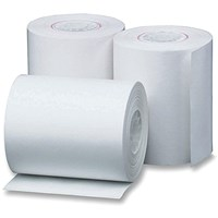 Prestige Thermal Paper Roll, 57x44x12.7mm, Pack of 20