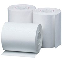 Prestige Paper Roll, 1-Ply, 44x70x17.4mm, Pack of 20