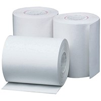 Prestige Thermal Paper Roll, 57x55x12.7mm, Pack of 20