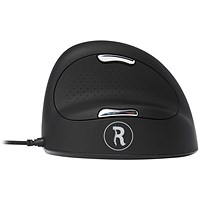 R-GO HE Break Ergonomic Mouse Medium Right Hand Wired