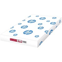 HP A3 Smooth Colour Laser Paper, White, 120gsm, Ream (250 Sheets)