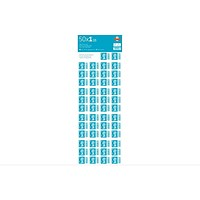 Royal Mail 1st class postage stamps for large letters – 50 Per Pack