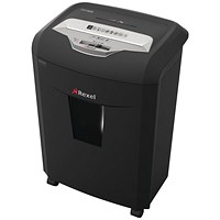 Rexel Mercury REM820 Shredder Micro Cut 21 Litres P-5
