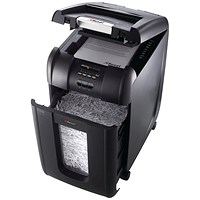 Rexel AutoPlus SmarTech 300X Shredder Cross Cut 40 Litres P-4
