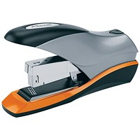 Rexel Optima 70 Heavy-duty Flat Clinch Stapler + 500 HD70 Staples - Capacity: 70 Sheets