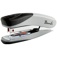 Rexel Bambi Mini Stapler, Capacity: 12 Sheets, Random Colour