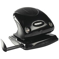 Rexel Choices P225 Hole Punch Black