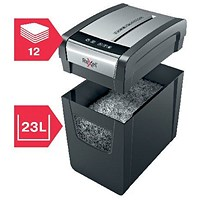 Rexel Momentum X312-SL Slimline Cross-Cut Paper Shredder 2104574