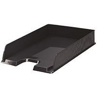 Rexel Choices Letter Tray A4 Black