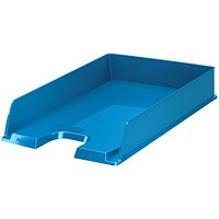 Rexel Choices Letter Tray A4 Blue