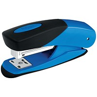 Rexel Choices Matador Half Strip Stapler Blue