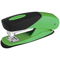 Rexel Choices Matador Half Strip Stapler Green 2115690