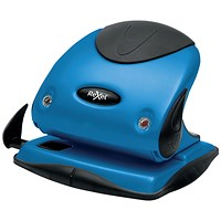 Rexel Choices P225 Hole Punch Blue