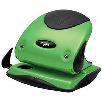 Rexel Choices P225 Hole Punch Green