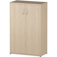 Impulse Medium Cupboard - Maple