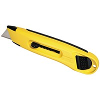 Stanley Lightweight Retractable Blade Knife