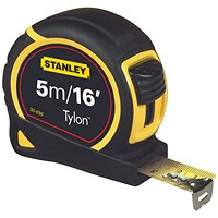 Stanley Tape Measure - 5m