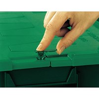Green Container Security Seal (Pack of 1000) 374924
