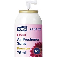 Tork Air Freshener Spray Refill A1 Floral 75ml