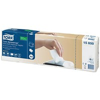 Tork Xpressnap 2-Ply Napkins 2 Fold White (Pack of 1000)