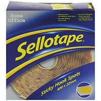 Sellotape Sticky Hook Spots (Pack of 400)