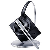 Sennheiser DW DECT Office Wireless Headset (DECT connection for reliability) 504301