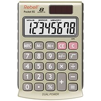 Rebell 5G Pocket Calculator RE-POCKET 5G