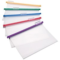 Snopake HangGlider Suspension File Foolscap Clear (Pack of 25)