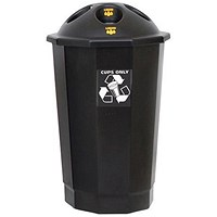 Recycling Cup Bank - Black