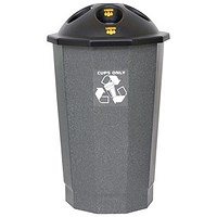 Recycling Cup Bank - Granite
