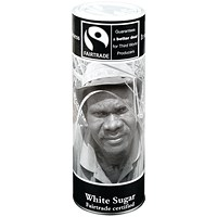 Fairtrade White Sugar Canister