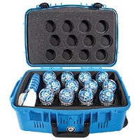 Sphero SPRK+ Power Pack (Portable charge case and 12 SPRK+ Robotic Balls) PP01RW1