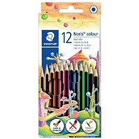 Staedtler Noris Colour Colouring Pencils (Pack of 120)