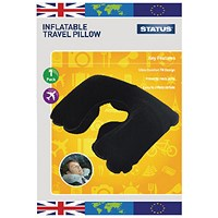 Status Inflatable Travel Pillow (Pack of 10)