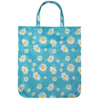 Xbrella Reusable Carrier Bag Daisy Flora Assorted (Pack of 30) CB011