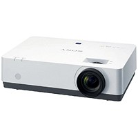 Sony VPL 3LCD Projector 1024 x 768 White