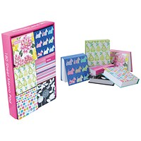 Just Stationery 180 Sheet Notepad Block (Pack of 12)