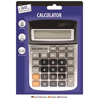 Tallon Midi Desktop Calculator (Pack of 6) 6062