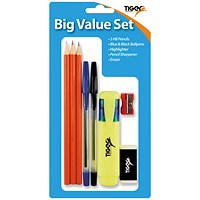 Big Value Stationery Set (Pack of 12)