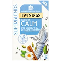 Twinings SuperBlends Calm HT (Pack of 20)