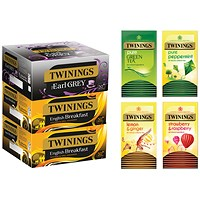 Twinings Favourites Variety Pack Pack of 230