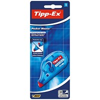 Tipp-Ex Pocket Mouse Correction Tape Blister (Pack of 10)