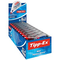 Tipp-Ex Mini Pocket Mouse (Pack of 10)