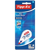 Tipp-Ex Mini Pocket Mouse Correction Blister (Pack of 10) 128704