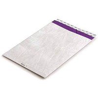 Tyvek B4A Envelope 330x250mm Pocket Peel and Seal White (Pack of 100) 556524