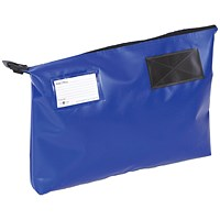 GoSecure Mailing Pouch 470x336mm Blue GP2B