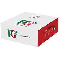 PG Tips Tea String and Tag Bags - Pack of 100